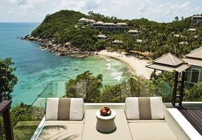 サムイ島のホテル1
