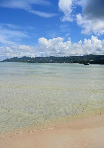 サムイ島 カーサ デ マールのビーチ06