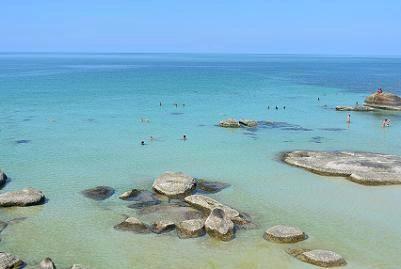 サムイ島のクリスタルビーチ07