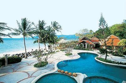 サムイ島チャウエンビーチのホテル2