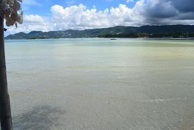 サムイ島 カーサ デ マールのビーチ07