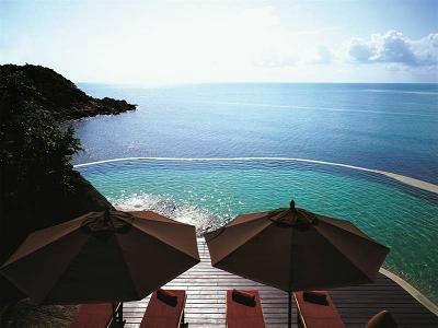サムイ島ラマイビーチのホテル1