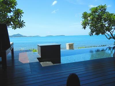 サムイ島チャウエンノイビーチのホテル2