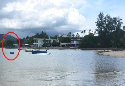 サムイ島のマトラン島周辺のビーチ18