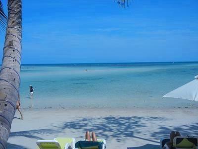 サムイ島カンダブリのビーチ16