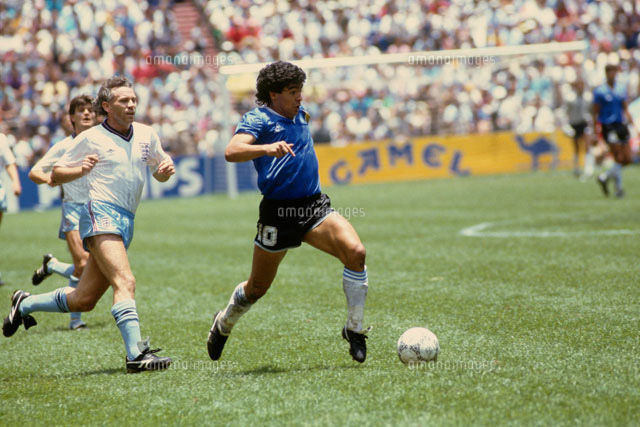 海外の偉大なサッカー選手  ディエゴ・マラドーナコメントトラックバック