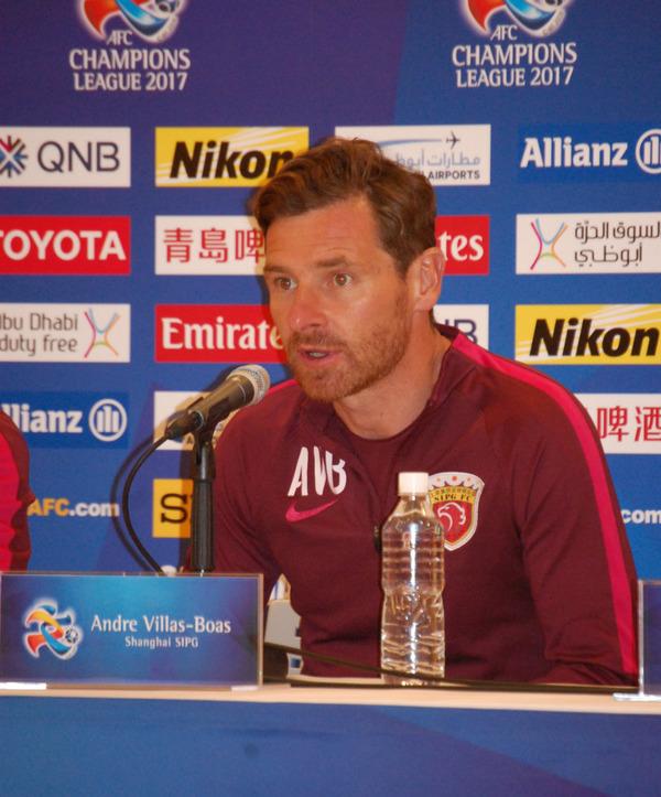 【ACL】上海上港・ビラスボアス監督「非常に攻撃的で素晴らしい」浦和のサッカーに感銘!