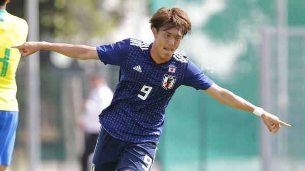 U-22日本代表、11月と12月の親善試合は『キリンチャレンジカップ2019』として開催!会場は広島&長崎
