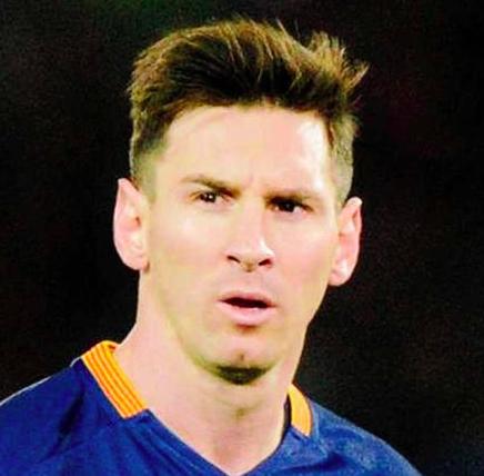 【メッシ】暴言は「空を向いて言ったもの」FIFAに謝罪文提出