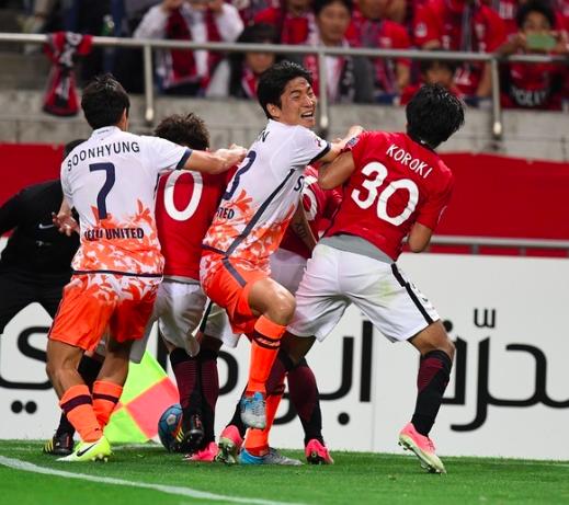 【ACL暴行事件】韓国・済州猛反発!異議申し立てへ「浦和の選手がベンチに向かって嘲笑するジェスチャーを取ったのが、そもそもの発端」