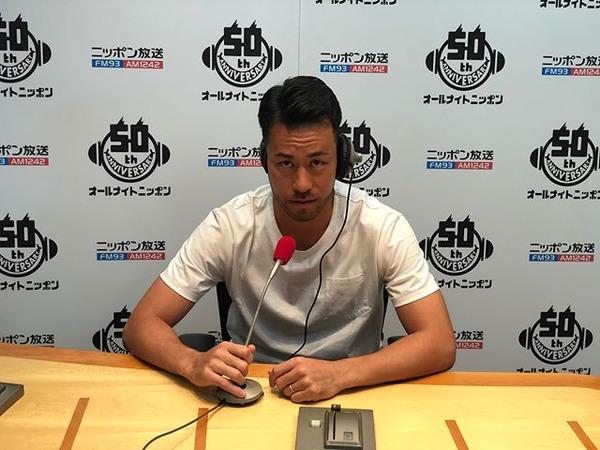 """吉田麻也""""ベルギー戦の最後の9秒間""""心境をラジオで暴露!!"""