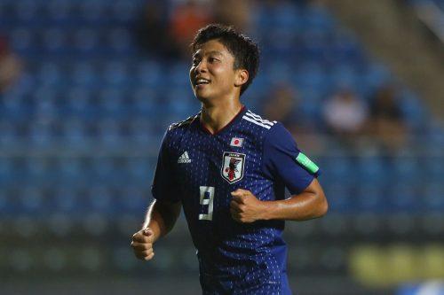 U-17日本代表FW若月大和(湘南ベルマーレ)スイス1部FCシオンに移籍!2年間の契約で買取OP付き