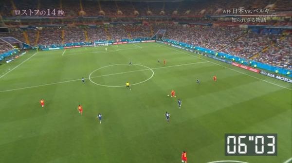 <杉山茂樹>「ロストフの14秒」を見て想う。森保ジャパンへの不安。サッカーは監督で決まる