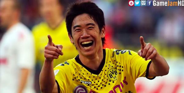 【動画】238人のサッカー名選手の名前が歌に〜なんと香川真司も登場!
