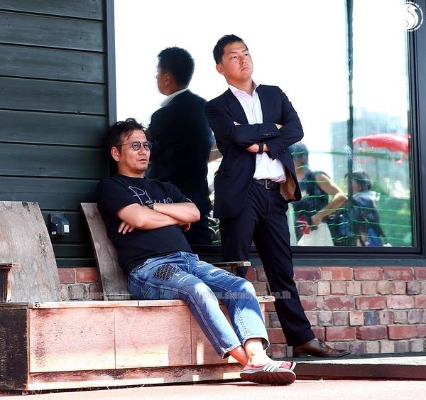 【画像】札幌・野々村社長のセレブ感!若手実業家のような風貌に