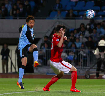 【ACL】川崎、開幕4戦連続ドロー!強豪・広州恒大と0-0