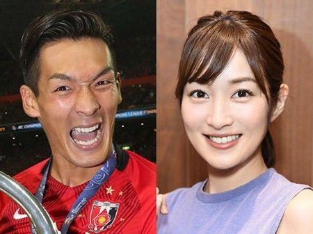 【祝報】浦和DF槙野&高梨臨  二人同時にSNSで結婚報告キター!!