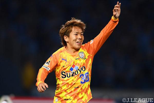 清水・金子翔太選手、 J1通算2万ゴール達成記念ゲームシャツ発売!受付時間20,000秒限定