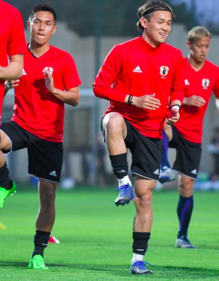 【画像アリ】日本代表FW宇佐美の脚が太くなってる!?