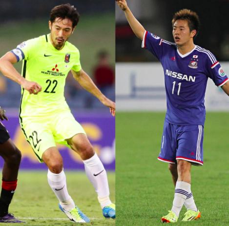 【J1開幕戦】スタメン発表!横浜FMは新外国人2選手を起用、浦和は柏木、R・シルバが今季初先発!