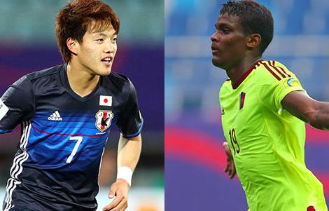 【U-20W杯】ベスト16進出の日本代表、無失点で3連勝のベネズエラ代表との対戦が決定!