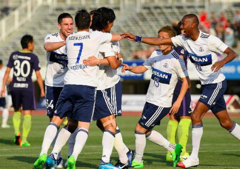 【J1/第7節】横浜FM・DF中澤佑二の今季初ゴールで2連勝!広島は今季5敗目で17位転落