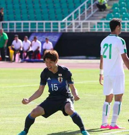 【イラク×日本 】試合結果。日本、大迫が先制点を奪うもイラクに追いつかれ1−1のドロー <W杯アジア最終予選>