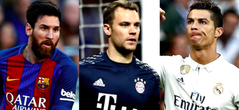 【FIFA/研究機関】「データに基づく今季欧州5大リーグベストイレブン」を選出!意外な顔ぶれも...
