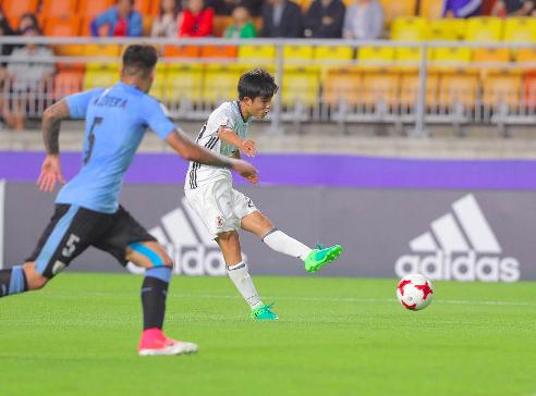 【U-20W杯】日本代表、ウルグアイに完封負け…後半押し込むもゴール奪えず