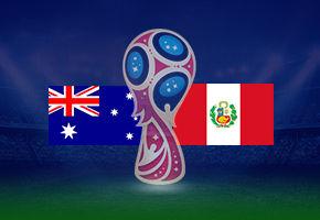 オーストラリア対ペルー-1