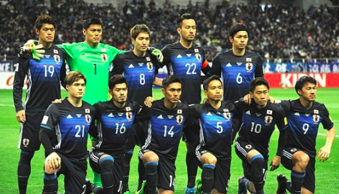 【日本代表】FIFAランク44位を維持...ハリル体制最高順位をキープ!