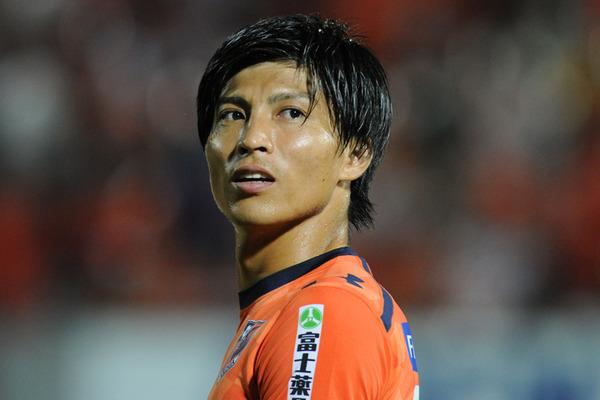 元日本代表のイケメンMF増田誓志、日本復帰へ…UAEクラブが双方合意で退団発表!