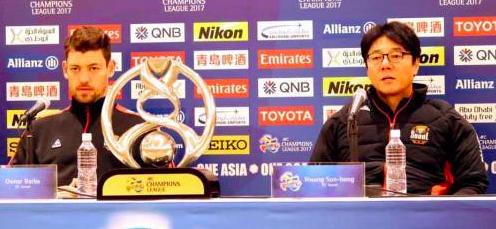 【ACL】FCソウルの監督が浦和レッズ撃破に自信!「勝つ確率は結構高い」