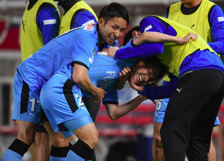 【J1第12節】川崎、3発完封で鹿島を撃破!2連勝で暫定3位浮上…鹿島は今季ホーム5敗目