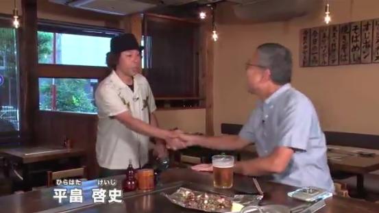 """「平畠×村井チェアマン対談」""""ひらちゃん""""に緊急の番組オファー!"""