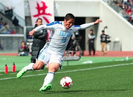 【トゥーロン国際】U-19日本代表、安藤のゴールで追いつくもイングランドにPK2本取られGL敗退