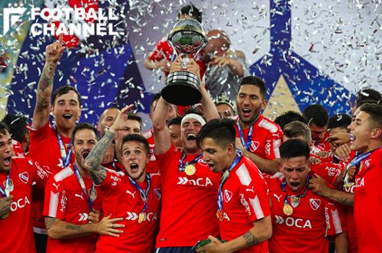スルガ銀行杯の対戦相手が決定!南米の強豪インデペンディエンテ