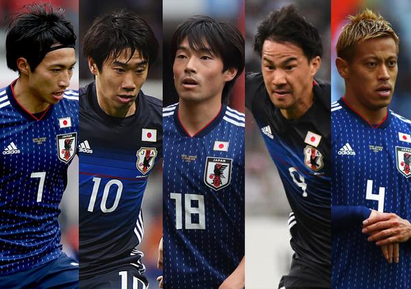 日本代表、コパ・アメリカ出場決定!!メンバーはどうなる?
