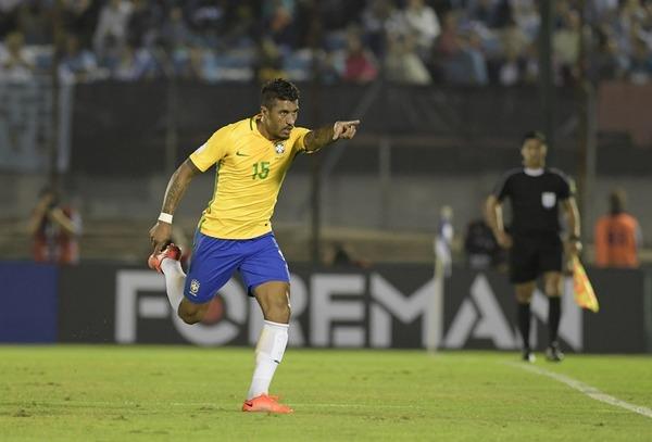 【W杯】ブラジルがウルグアイに4発快勝、7連勝で首位独走!パウリーニョ(広州)がハット達成