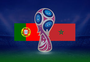 ポルトガル対モロッコ-1