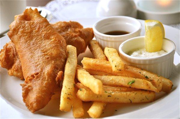 レスター岡崎慎司「フィッシュ・アンド・チップスが好きで2週間に1回は食べた!」