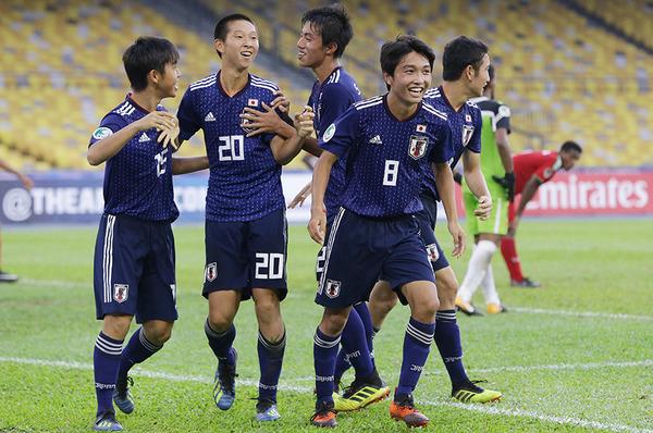 とんでもないハプニングの連続… アジア制覇のU-16日本代表が明かしたアジアの洗礼