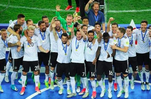 【動画】コンフェデ杯  ドイツがチリ撃破で初優勝!若手主体でも世界王者の貫禄