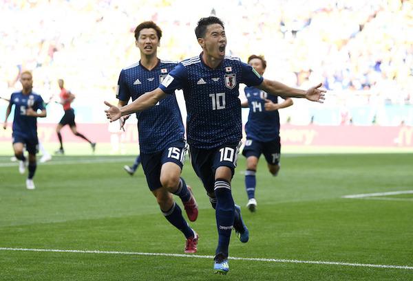 代表復帰の香川に国際親善試合でのキャプテン待望論