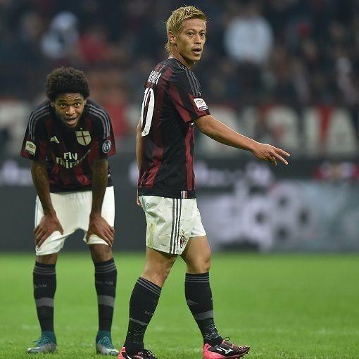 ミラン本田圭佑の今シーズン前半戦をイタリア地元紙の各試合評価で振り返る
