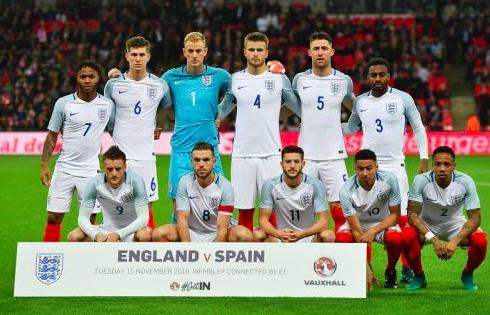 【W杯予選】イングランド代表メンバー発表!デフォーが3年4カ月ぶりに選出
