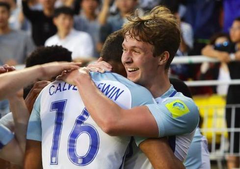 【動画】U-20W杯イングランドがベネズエラ破り初優勝!GKウッドマンがPKストップなどのビッグセーブで大活躍!