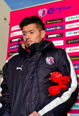 【C大阪】山口蛍が未勝利のチームにカツ!「ぬるい雰囲気の時がある」