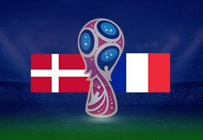 デンマーク対フランス-1