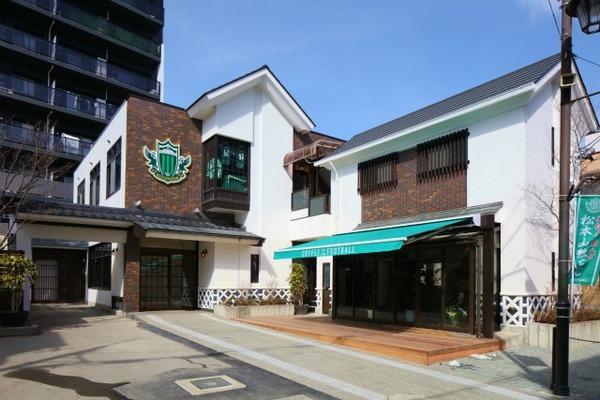 【画像】J2松本山雅のルーツ「喫茶山雅」が完成!2月25日オープン